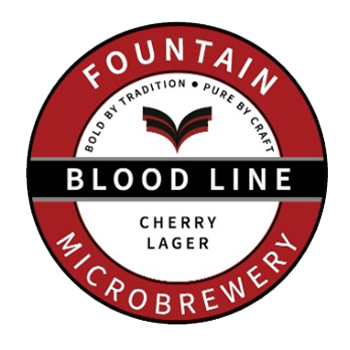 Fountain Blood Line Cherry Lager - Craft Beer Special