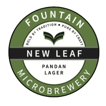 Fountain New Leaf Pandan Lager - Craft Beer Special